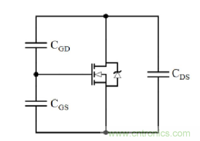 MOSFET的寄生电容是如何影响其开关速度的
