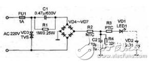 LED驱动电源介绍_常用的LED驱动电源电路图