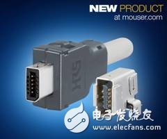贸泽电子开始备货Hirose Electric Company的IX Industrial系列I/O 连接器