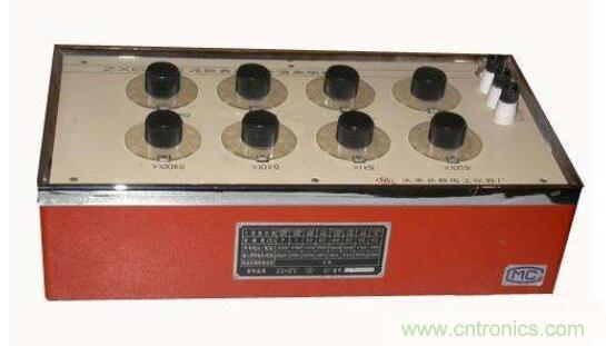 制造标准电阻器要什么材料
