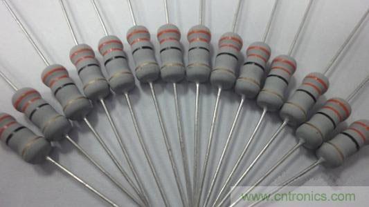金属氧化膜电阻主要参数、性能特点及用途
