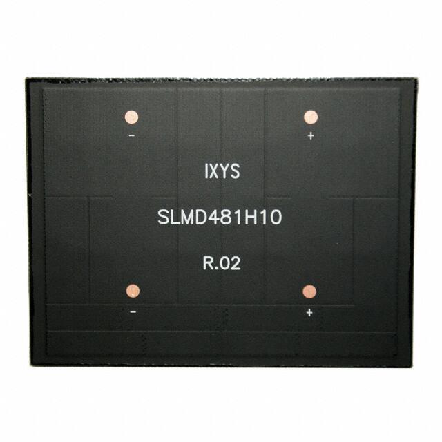 SLMD481H10_太阳能电池
