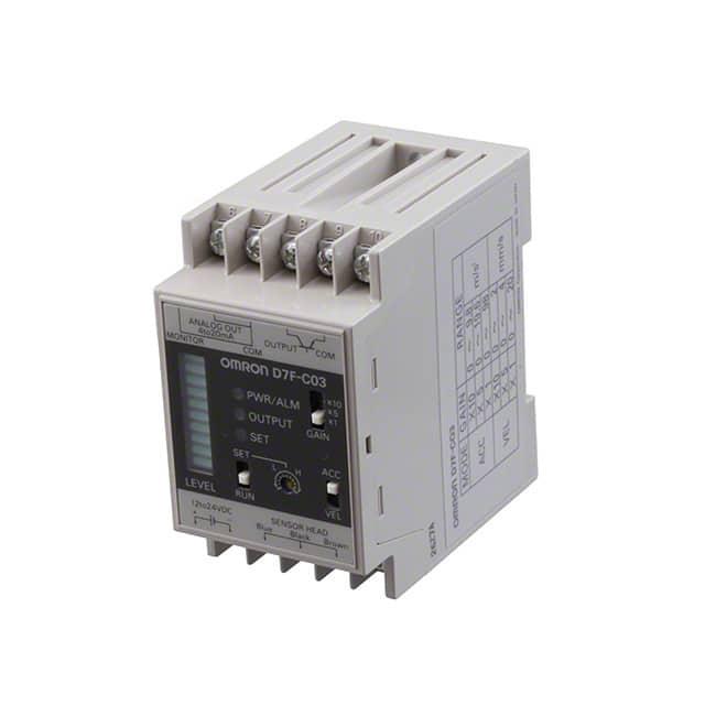 D7F-C03_传感器放大器