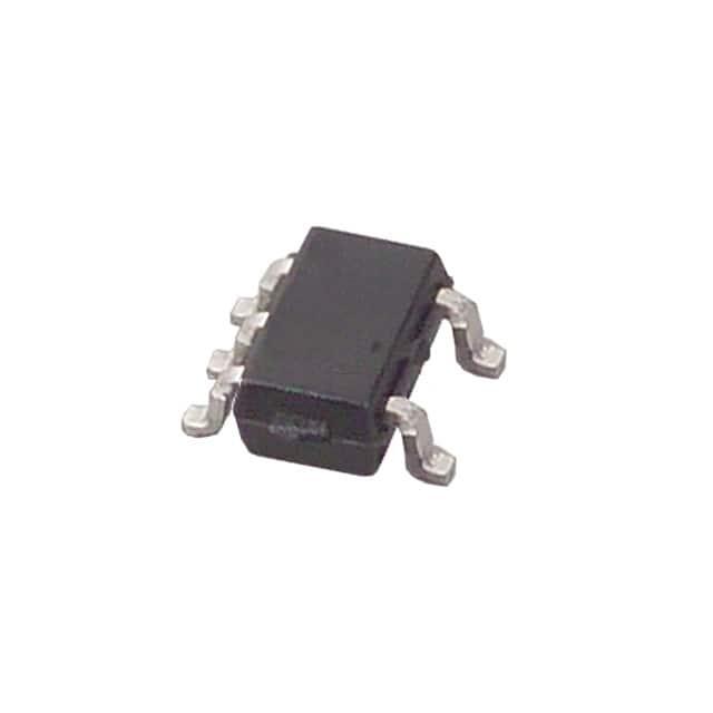 MAX6612MXK+T_温度感测器
