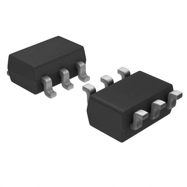MAX6577ZUT+T_温度感测器