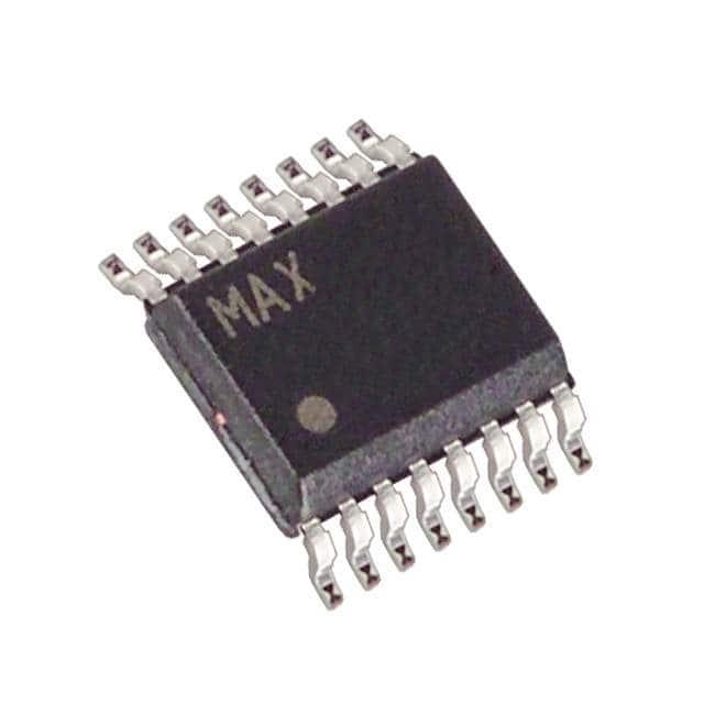 MAX1619MEE+T_温度感测器