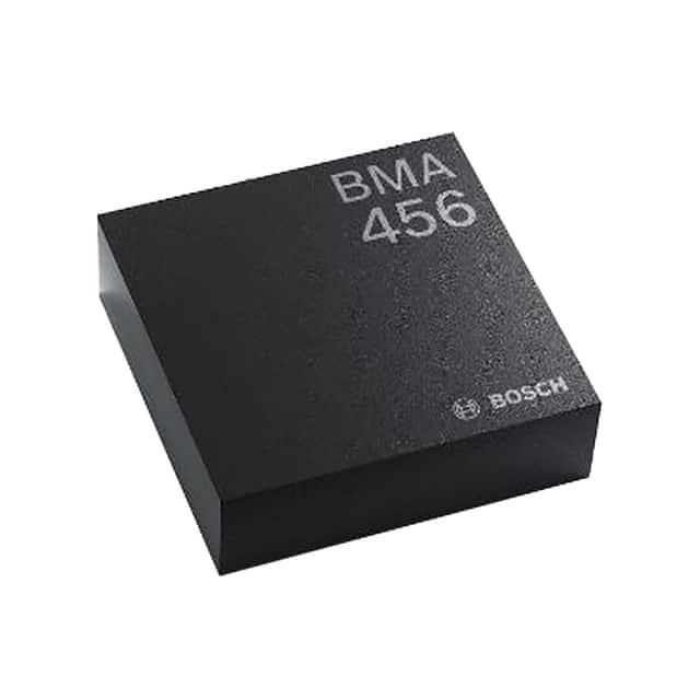 BMA456_加速计传感器