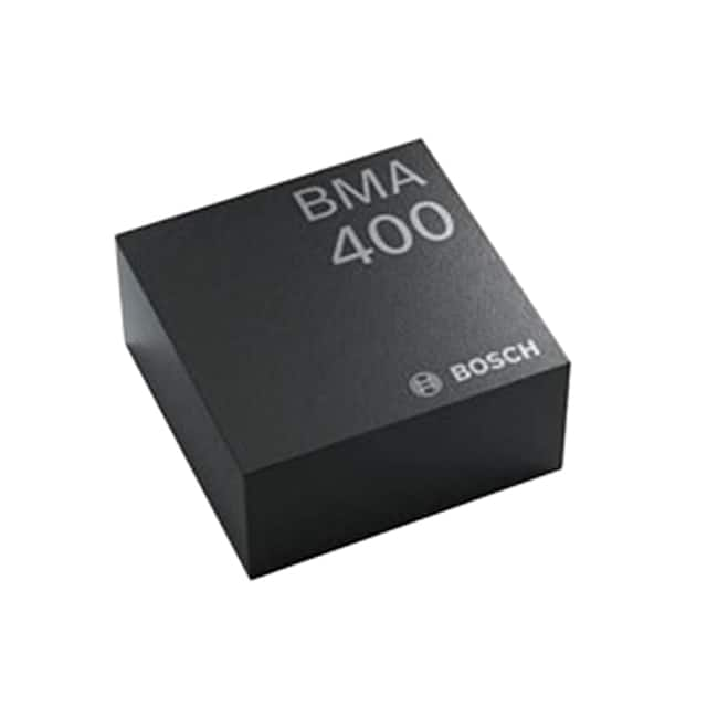 BMA400_加速计传感器
