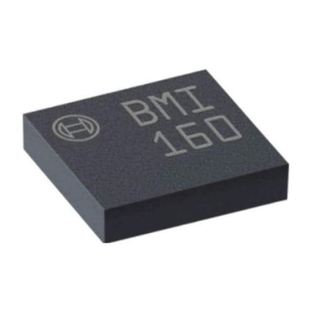 BMI160_运动传感器