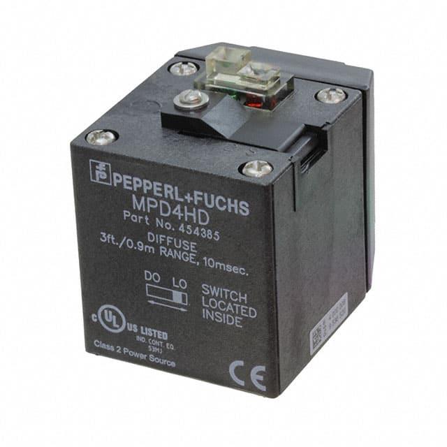 MPD4HD_光学感测器
