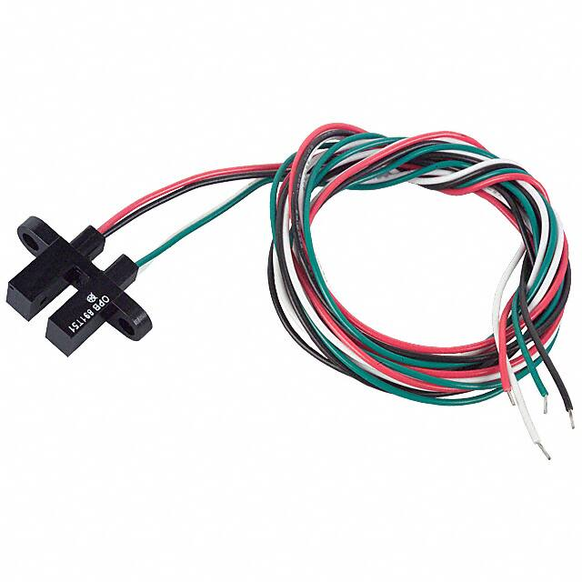 OPB891T51_光学传感器光电开关