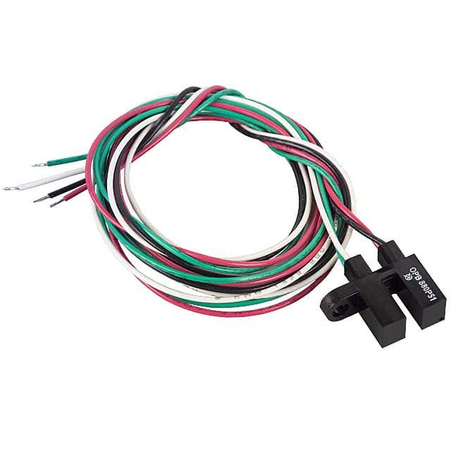 OPB880P51_光学传感器光电开关
