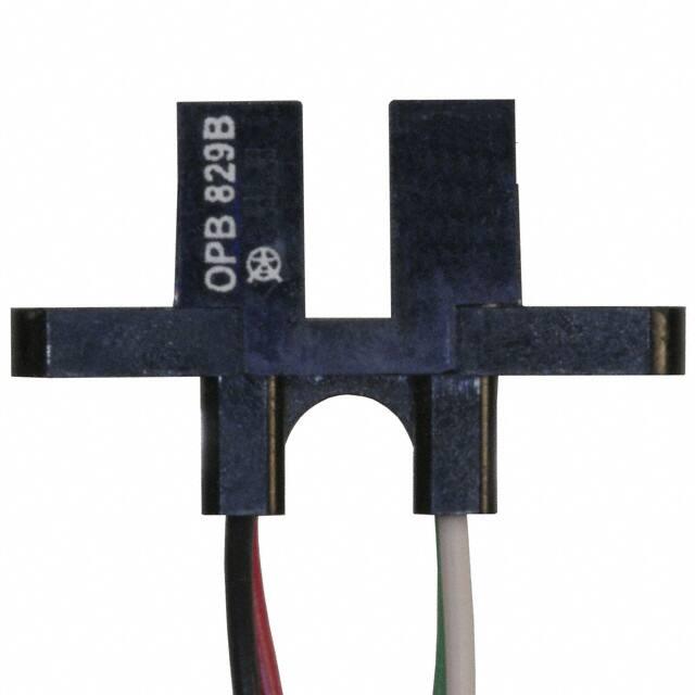 OPB829B_光学传感器光电开关