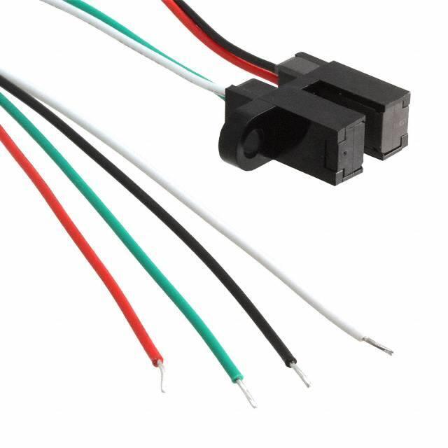 OPB380P55Z_光学传感器光电开关