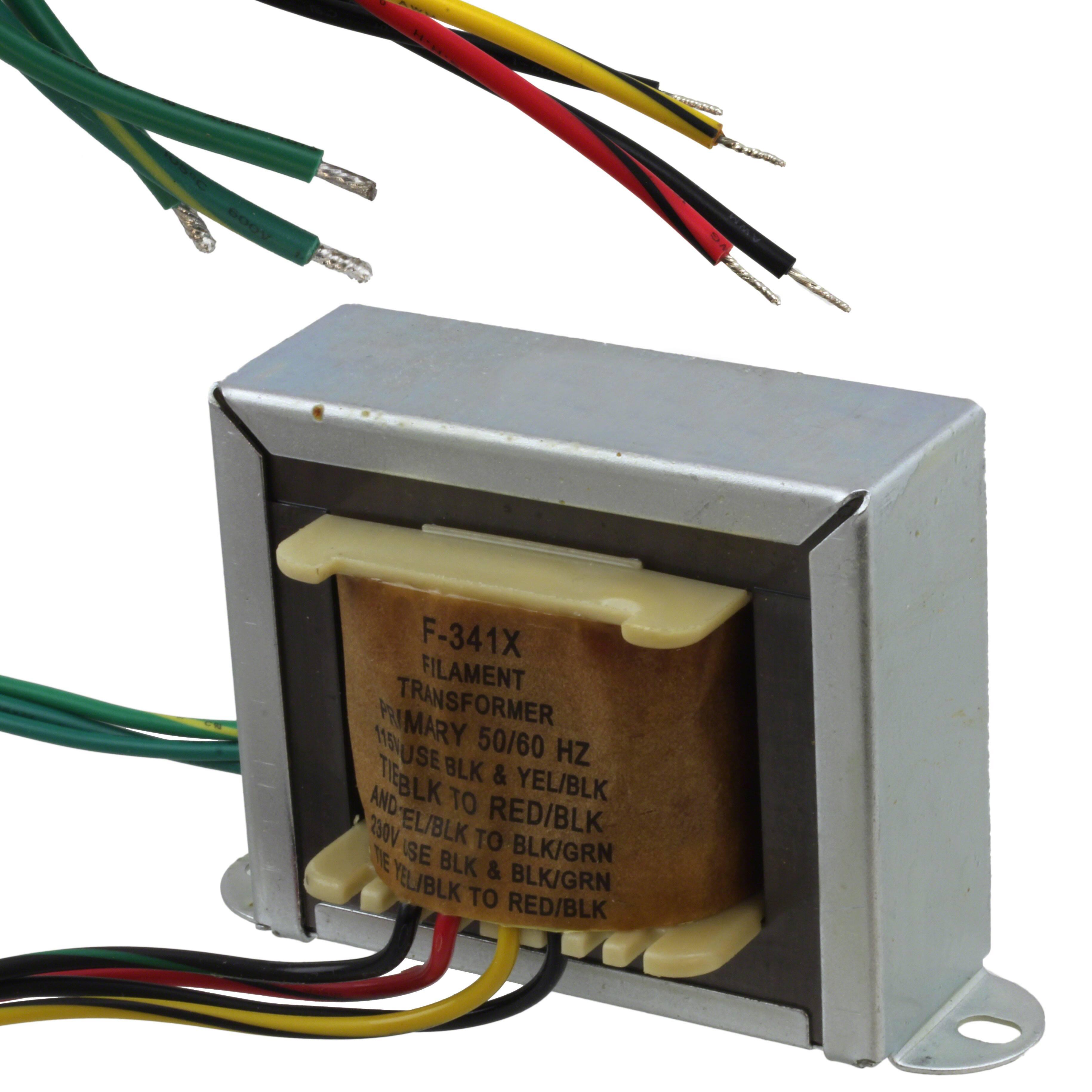 F-341X_电源变压器