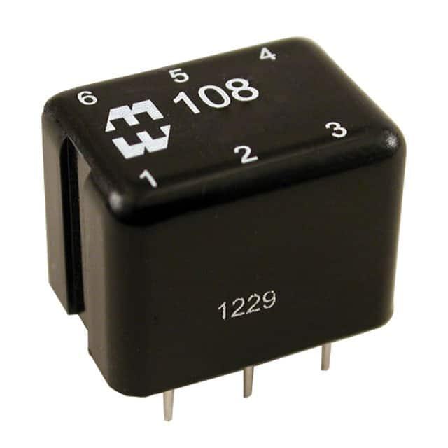108F_音频变压器