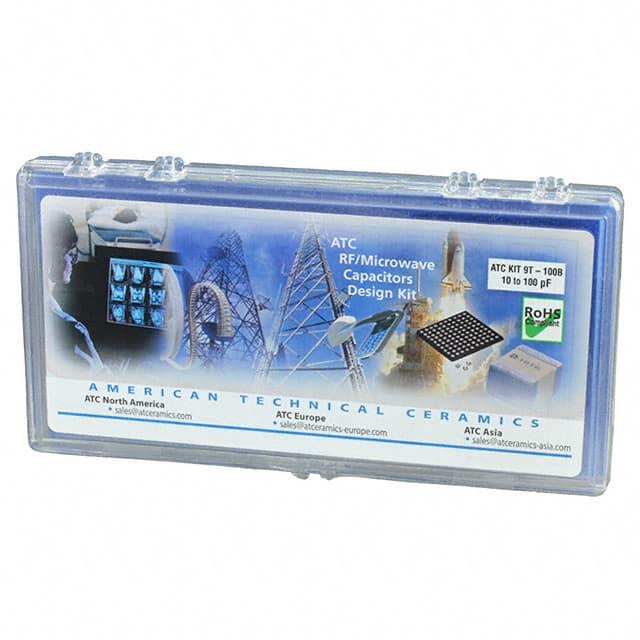 DK0009T_电容器套件