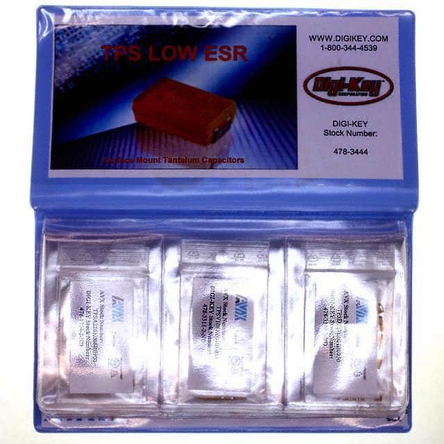 TANTTPS001D_电容器套件