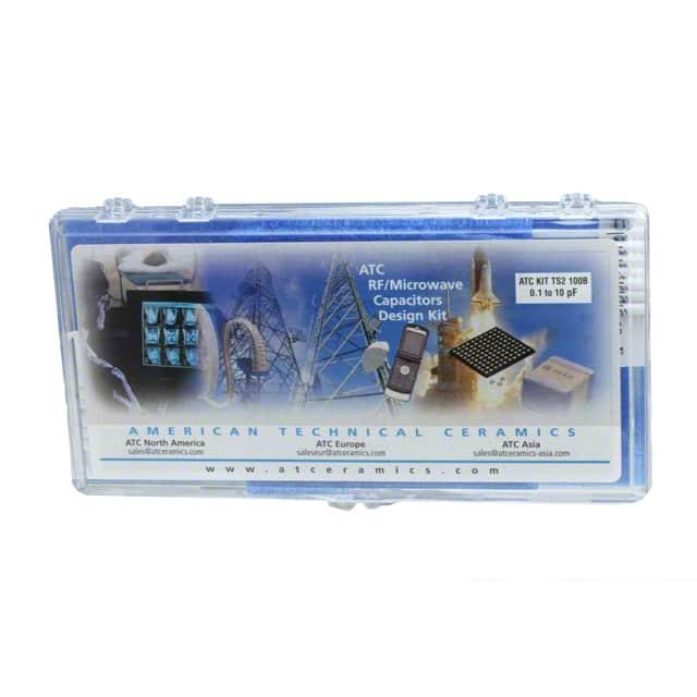 TS0002_电容器套件