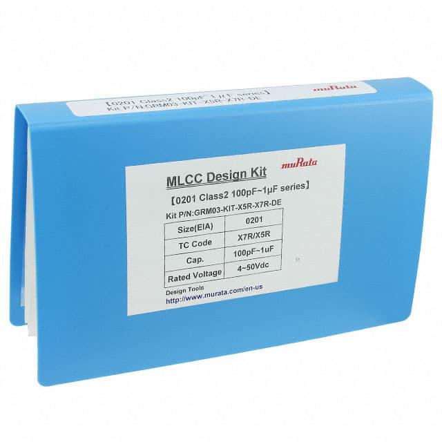 GRM03-X5R-X6S-X7R-KIT-DE_电容器套件