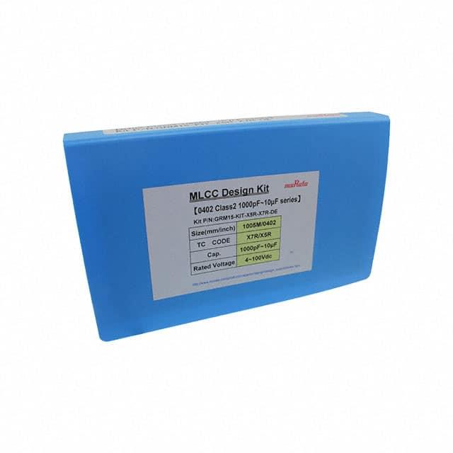 GRM15-KIT-X5R-X7R-DE_电容器套件