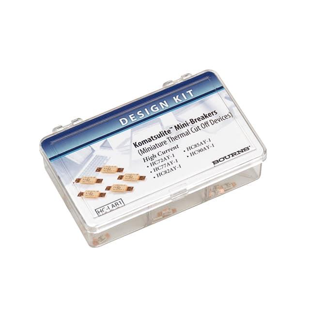HC-LAB1_电路保护套件