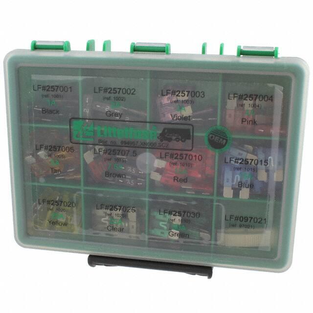 00940957XXN_电路保护套件保险丝