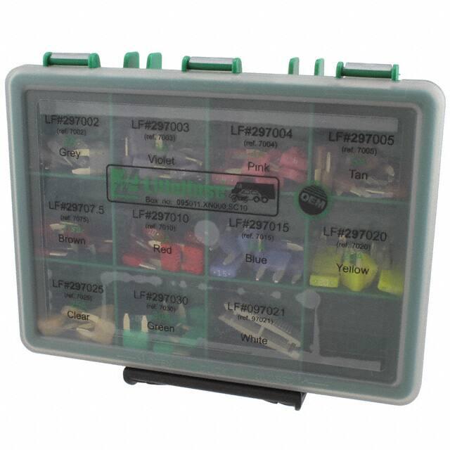 00950011XXN_电路保护套件保险丝