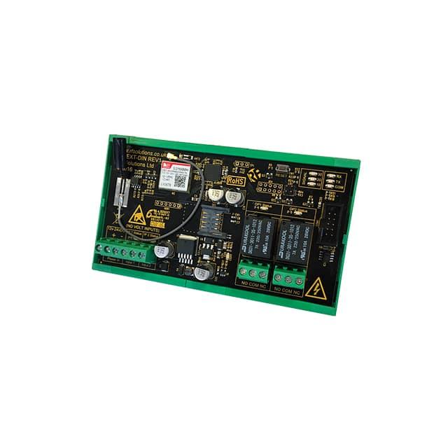 EZTEXT-DIN_射频模块