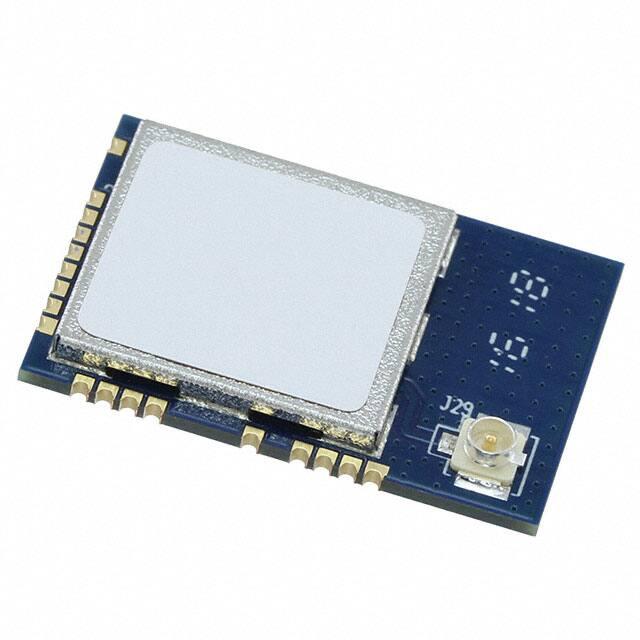ATWILC1000-MR110UB_射频收发器模块
