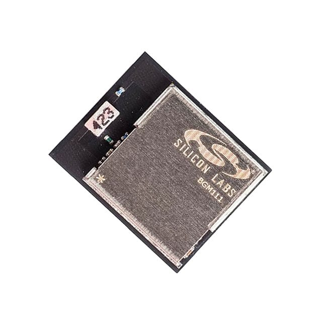 BGM111A256V2_射频收发器模块