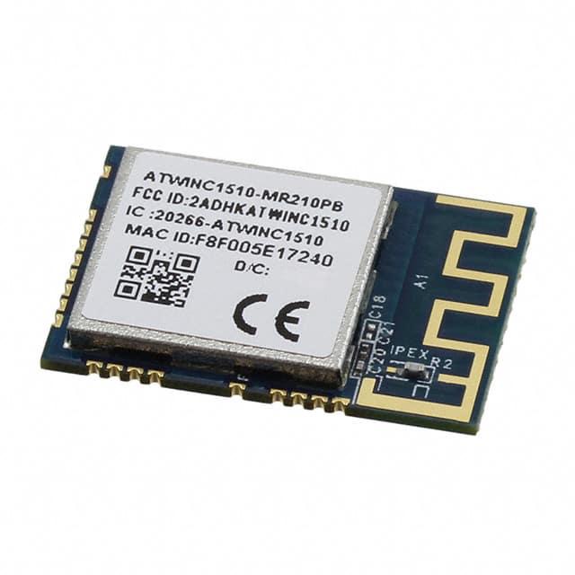ATWINC1510-MR210PB1952_射频收发器模块