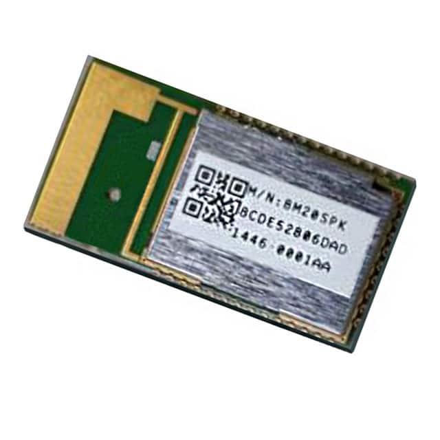 BM20SPKS1NBC-0001AA_射频收发器模块