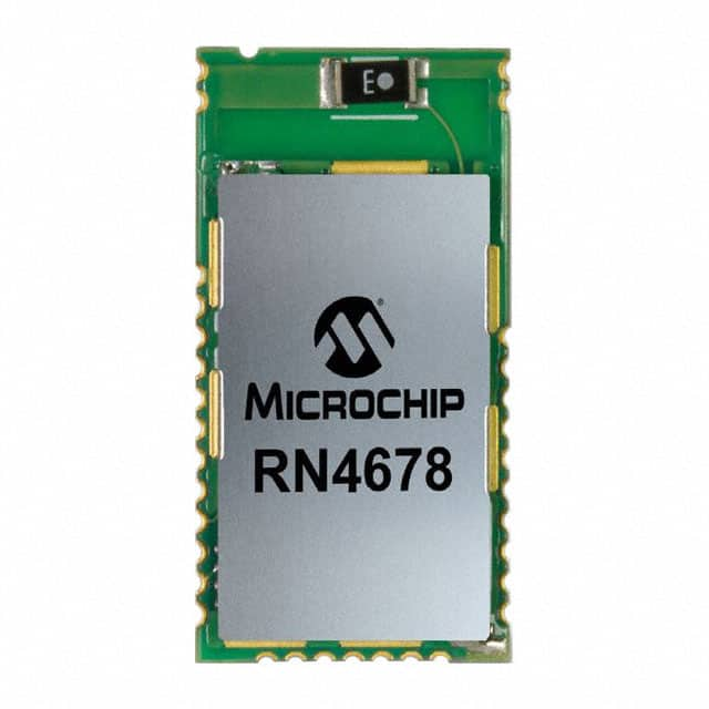 RN4678-V/RM111_射频收发器模块