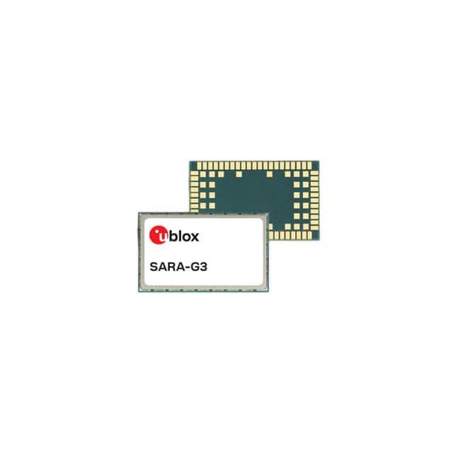 SARA-G350-02S-00_射频收发器模块