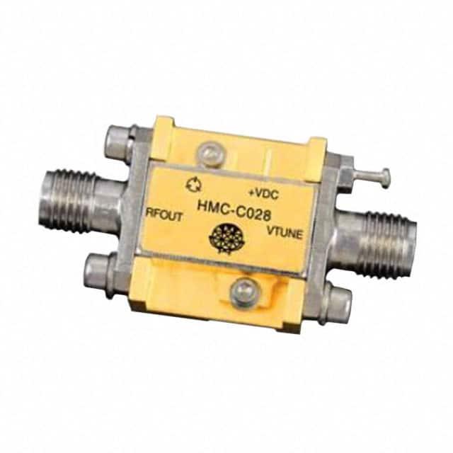 HMC-C028_射频放大器