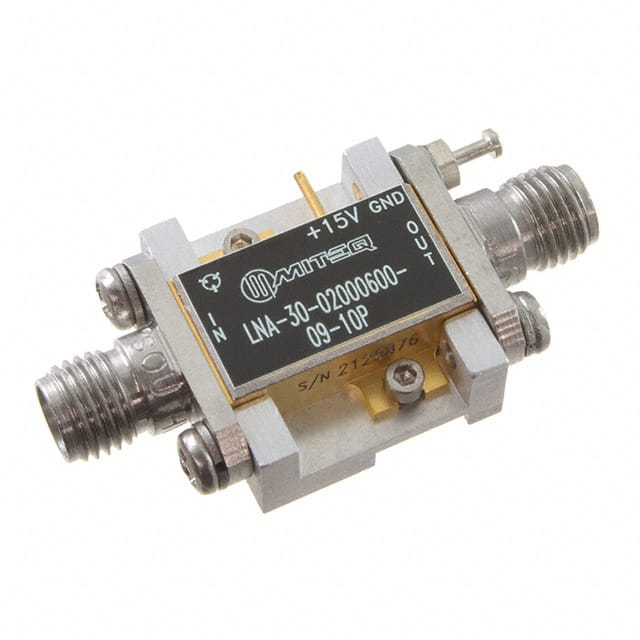 LNA-30-02000600-09-10P_射频放大器