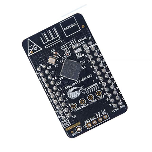 CY5676_射频开发板