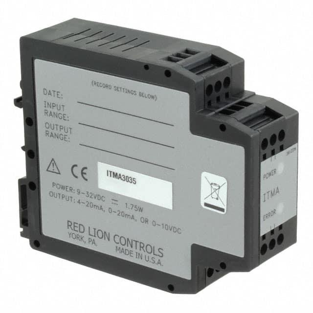 ITMA3035_专用模块