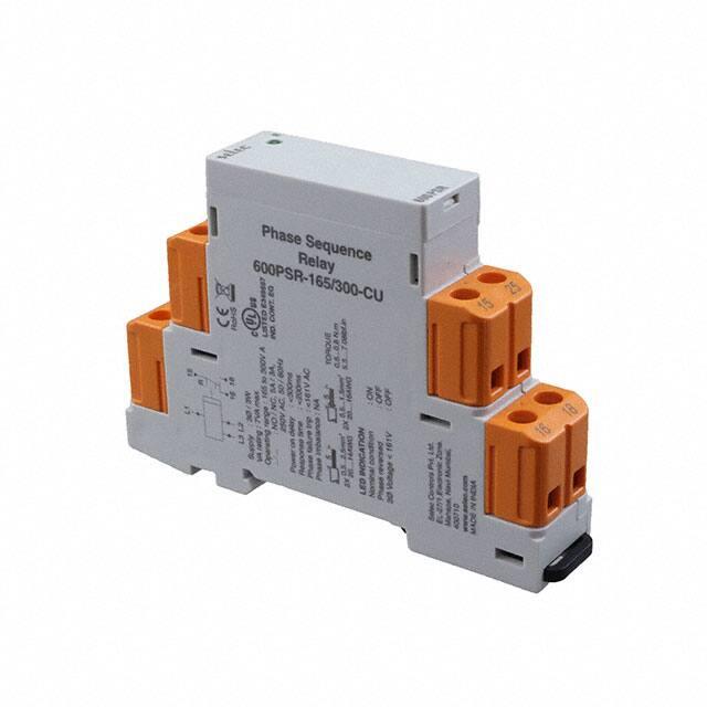 600PSR-165/300-CU_工业继电器