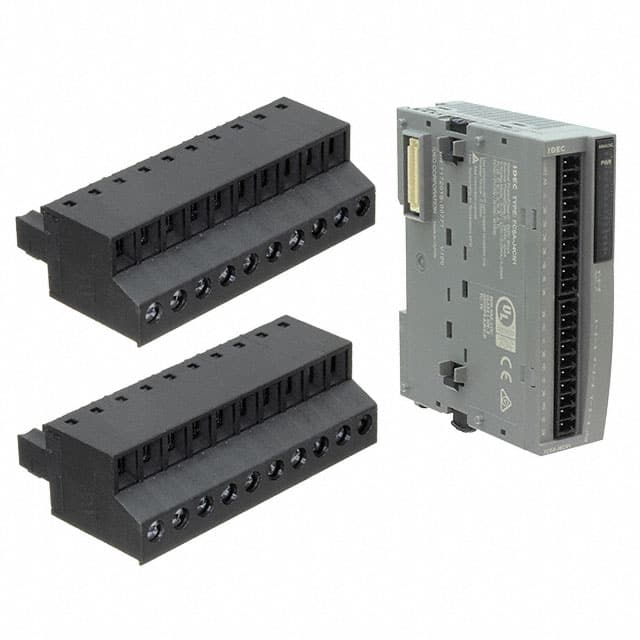FC6A-T16K1_PLC模块控制器
