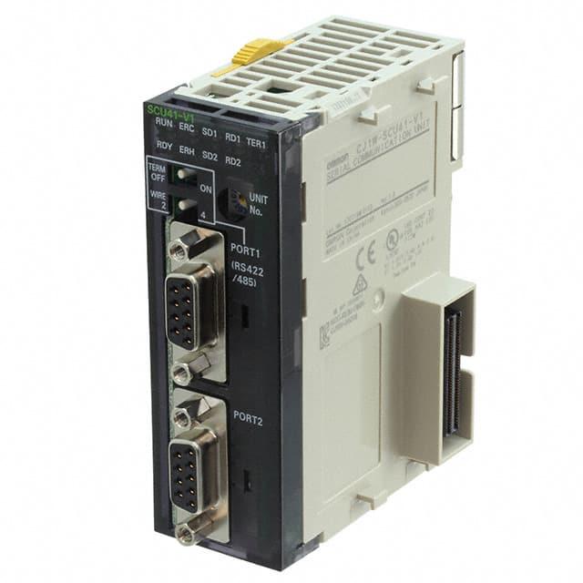 CJ1W-SCU41-V1_PLC模块控制器