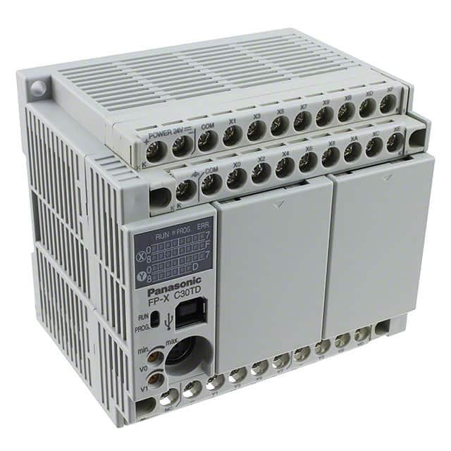 AFPX-C30TD_可编程逻辑控制器