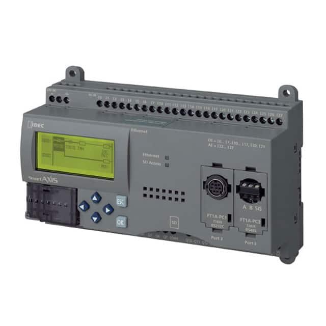 FT1A-H40RSA_可编程逻辑控制器