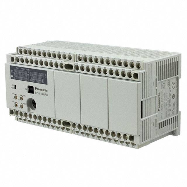 AFPX-C60RD_可编程逻辑控制器