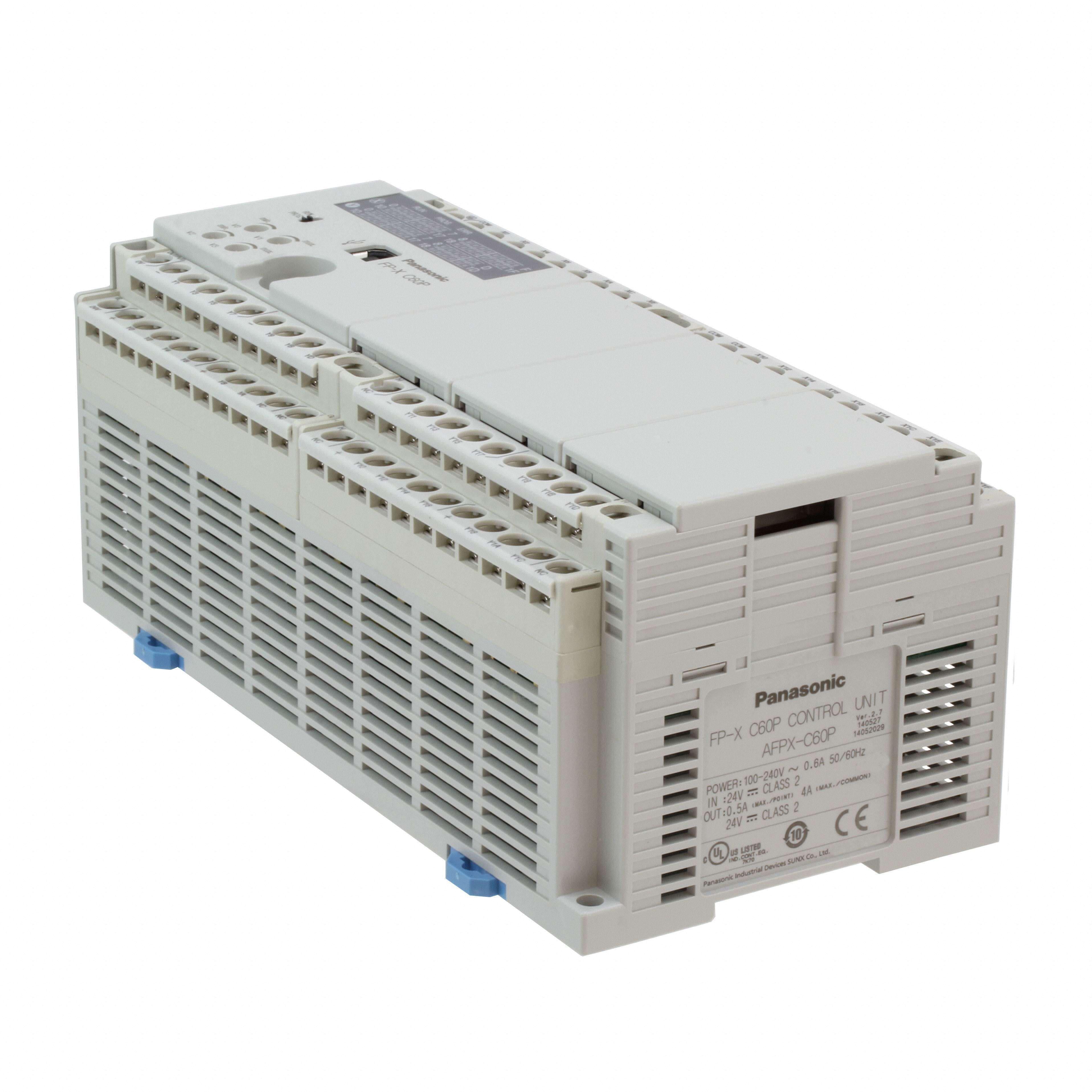 AFPX-C60P_可编程逻辑控制器