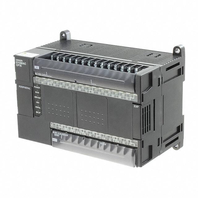 CP1E-E40DR-A_可编程逻辑控制器