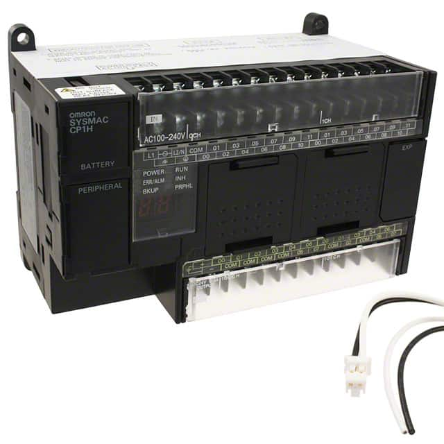 CP1H-X40DR-A_可编程逻辑控制器