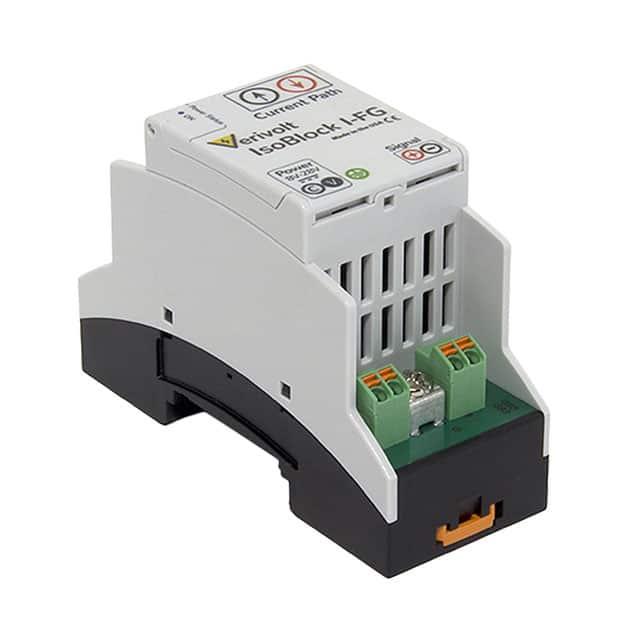 ISOBLOCK I-FG-1C (50A 10V)_电流电压变送器