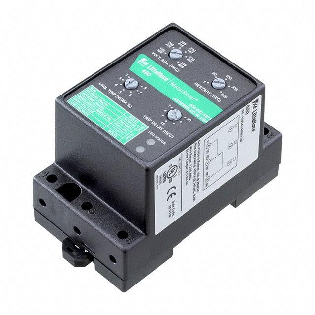 460_监控器继电器输出